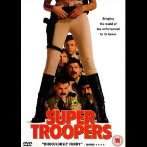 -4007 Super Troopers (KUN ENGELSKE UNDERTEKSTER)