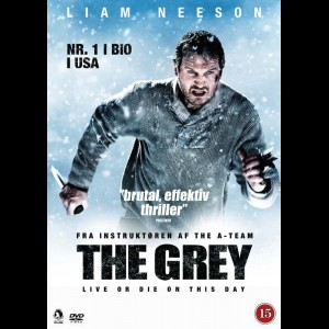 -591 The Grey (KUN ENGELSKE UNDERTEKSTER)