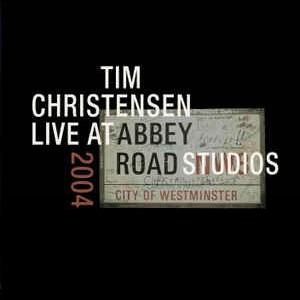 Tim Christensen: Live At Abbey Road Studios (1 DVD + 2 CD)