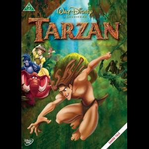 Tarzan - Disney Klassiker - Guldnummer 37