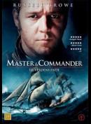 u7709 Master And Commander: Til Verdens Ende (UDEN COVER)