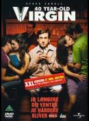 -792 The 40 Year-Old Virgin (KUN ENGELSKE UNDERTEKSTER)