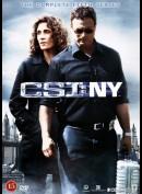 CSI: New York: sæson 5