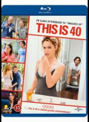This is  40  (Theatrical Version) (Blu-ray)