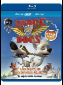 Space Dogs (Blu-ray 3D)