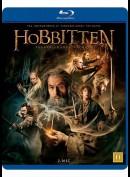 Hobbitten: Dragen Smaugs ødemark (2-disc) (Blu-ray)