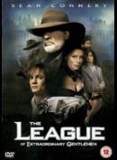 -304 The League Of Extraordinary Gentlemen (KUN ENGELSKE UNDERTEKSTER)