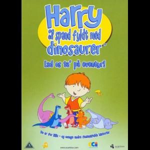 Harry Og En Spand Fyldt Med Dinosaurer 3: Lad Os Ta På Eventyr