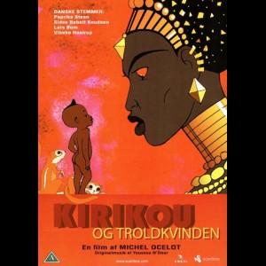 Kirikou Og Troldkvinden