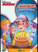 Handy Manny: Fødselsdagsfesten