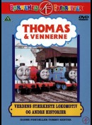 Thomas & Vennerne: Verdens Stærkeste Lokomotiv
