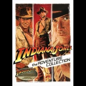 Indiana Jones: The Adventure Collection  -  3 disc