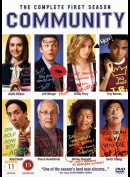 Community: Season   1 (4-disc)