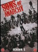 Sons Of Anarchy: Sæson 5
