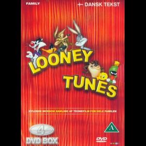 Looney Tunes Box - 4 disc