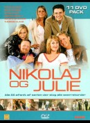 Nikolaj Og Julie Boks  -  11 disc