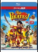 The Pirates! Band of  Misfits (Blu-ray 3D)
