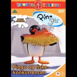 Pingu 14: Pingu Og Fiskekonkurrencen