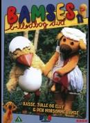 Bamses Billedbog 11 - Basse, Tulle & Elly / Den Morsomme Bamse