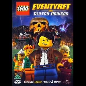 LEGO: Eventyret Om Clutch Powers