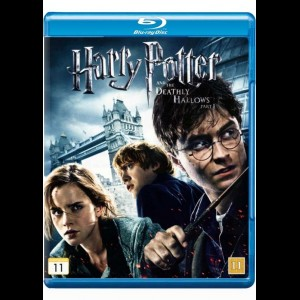 Harry Potter (7) Og Dødsregalierne: Del 1