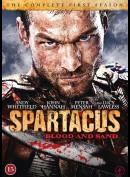 Spartacus: Sæson 1 - Blood And Sand