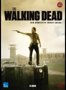 The Walking Dead: Hele  3.  sæson (6-disc)