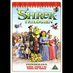 Shrek Trilogien