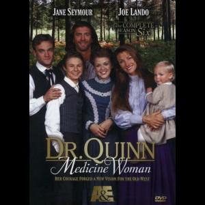 Lille Doktor På Prærien: Sæson 6 (Dr. Quinn: Medicine Woman: Season 6)