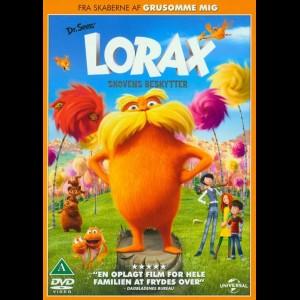 Lorax: Skovens Beskytter (Dr. Seuss)