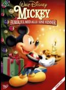 Mickey fejrer jul med alle sine venner