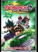 Beyblade - Metal Fusion 2: Mercis farlige fælde