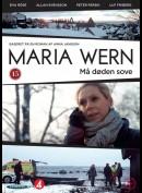 Maria Wern 4: Må døden sove