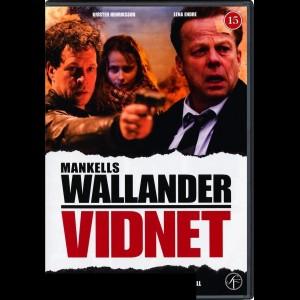 Wallander 26: Vidnet