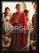 The Borgias: sæson 1