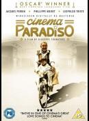 Cinema Paradiso - 2 disc (KUN ENGELSKE UNDERTEKSTER)