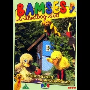 Bamses billedbog 1: Farlige Fluesvampe & Lunas Drømmerejse