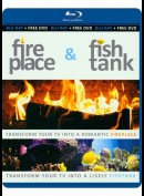 Fireplace & Fishtank