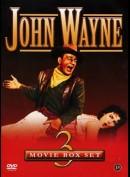 John Wayne Boks  -  3 disc
