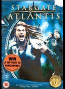 Stagate Atlantis: Sæson 3 - Disc 1 (KUN ENGELSKE UNDERTESKTER)