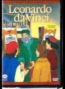 -1853 Leonardo Da Vinci: Tegnefilm (INGEN UNDERTEKSTER)