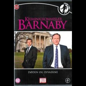 Kriminalkommissær Barnaby: Døden Og Divaerne