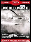 World War II Vol. 3: War In Russia + Memphis Belle + War At Sea