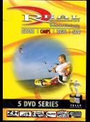 -1889 Real Kiteboarding (5 DVD Series) (INGEN UNDERTEKSTER)
