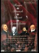 Faure, Franck, Bizet, Saint-Saëns - Silverline Classics