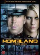 Homeland: Sæson 1