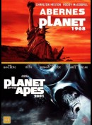 Planet Of The Apes (1968) + Planet Of The Apes (2001)