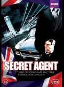 Secret Agent: Spying & Sabotage During World War II (2-disc)