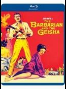 Barbaren og Geishaen [BD+DVD Combo]