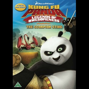 Kung Fu Panda: The Legends Of Awesomeness - The Scorpion Sting